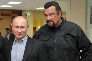 Tài tử võ thuật Mỹ trở thành đặc phái viên cho chính phủ Nga