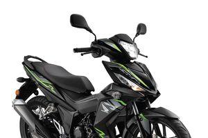 Honda Winner màu mới giá tương đương 45,6 triệu tại Malaysia