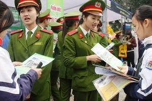 Thủ khoa của Học viện An ninh là thí sinh Lạng Sơn, Hòa Bình