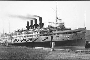 Bất ngờ thân phận tàu sân bay cổ nhất Hải quân Mỹ