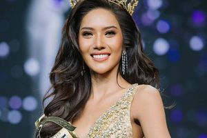 Bí kíp giảm 12kg để có thân hình mơ ước của Miss Grand Thailand 2018