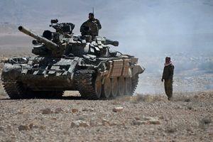 Quân đội Syria tiến hành tấn công mạnh mẽ, phá hủy 5 căn cứ của phiến quân