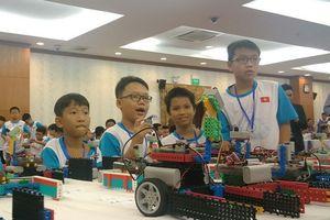 Vinh danh các Tài năng Robot- IYRC Việt Nam 2018