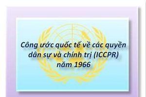Việt Nam đang nghiên cứu khả năng tham gia Công ước về chống mất tích cưỡng bức