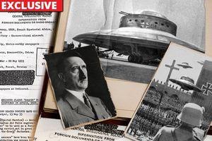 CIA giải mật: Hitler chính là 'chủ nhân' của những chiếc đĩa bay UFO?