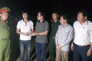 Hai du khách chết đuối khi tắm biển Nghệ An
