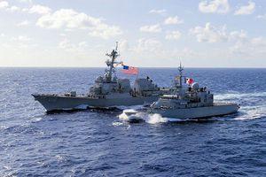 Mỹ 'hợp tung liên hoành' giành lại thế công trên Biển Đông trước Trung Quốc