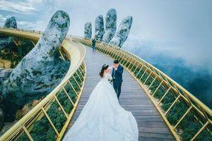 Cầu Vàng Đà Nẵng: Lý do 'gây bão' những ngày qua