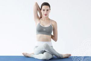 Hồ Ngọc Hà lần đầu hướng dẫn tập #Yogaforlife vì bệnh nhân ung thư