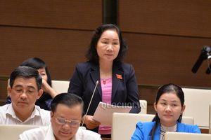 Đbqh Nguyễn Thị Phúc - bình thuận: cần kiểm điểm trách nhiệm của các cơ quan chuyên môn trước tình trạng yếu kém của công tác pccc