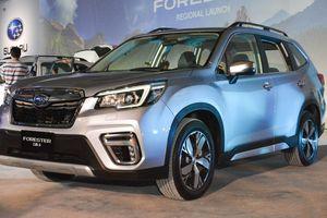 Subaru Forester 2019 ra mắt tại châu Á, chưa công bố giá bán