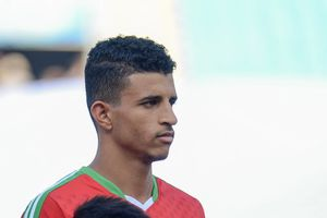 Cầu thủ Olympic Oman bị đuổi khỏi sân sau khi cởi áo ăn mừng