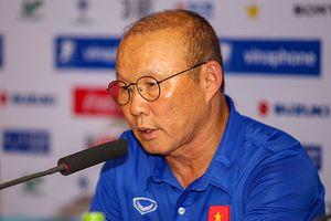 HLV Park Hang-seo: Olympic Việt Nam rất cần Phan Văn Đức