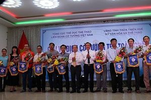 Giải Cờ tướng trẻ toàn quốc năm 2018 chính thức khởi tranh tại thành phố Huế