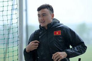 Chốt danh sách dự Asiad 2018, U23 Việt Nam loại 10 cầu thủ