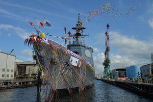 Trung Quốc e ngại khu trục hạm mới của Nhật đi qua Biển Đông