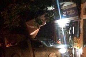 Quảng Ninh: Truy bắt nghi phạm cán ô tô qua người đối thủ