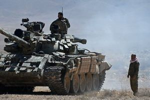 Tấn công hụt quân Chính phủ Syria, thủ lĩnh khủng bố nhận cái kết đau đớn