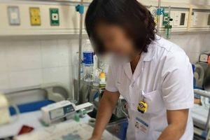 Cứu sống bệnh nhi bị thủng ruột do nhiễm ấu trùng giun tròn