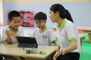 Lego Robotics Hue – Startup 'đưa robot về làng' cho trẻ