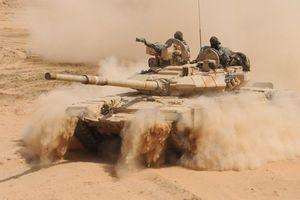 Chiến sự Syria: Quân chính phủ dốc sức đột phá phòng tuyến của IS tại Sweida