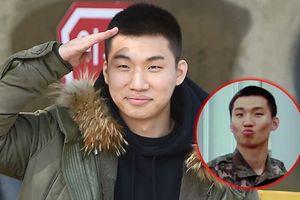 Clip: Tiếp nối Taeyang, đến lượt Daesung biến doanh trại thành… concert của riêng mình