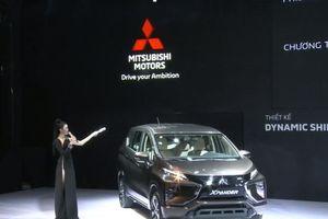 Mitsubishi Việt Nam chính thức ra mắt Mitsubishi Xpander 2018, giá bán 550 triệu đồng