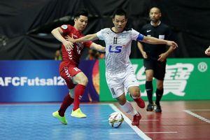 Thái Sơn Nam tạo địa chấn Futsal châu Á trước Nhật