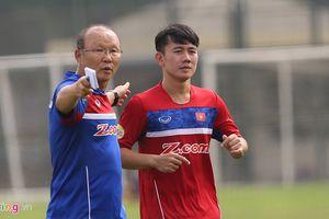 Trần Minh Vương: 'Tôi còn nhiều hạn chế cần cải thiện'