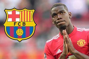 Man Utd từ chối đổi Pogba lấy hai ngôi sao kèm tiền của Barca