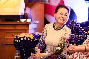 Tuổi 73, danh ca Khánh Ly không nghĩ mình đã sức cùng lực kiệt