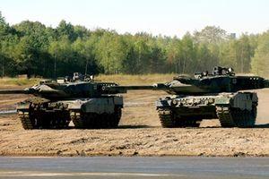 Pháo Leopard 2A6 đạt tầm bắn hiệu quả xa nhất thế giới