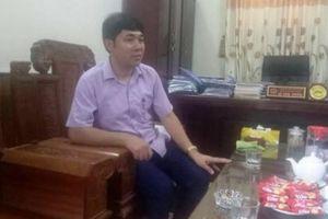 Thanh Hóa: Giám đốc ban QLDA thừa nhận 'mượn tạm tiền' doanh nghiệp