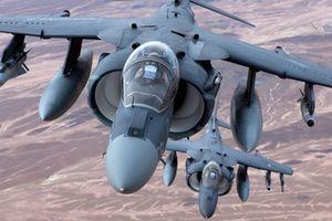 Đã có F-35, vì sao Thủy quân Lục chiến Mỹ vẫn tin dùng AV-8B?