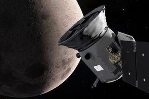 Kỳ thú vệ tinh săn ngoại hành tinh ngoài thiên hà Milky Way