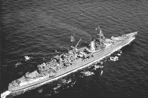 Lộ diện hung thủ đánh chìm tuần dương hạm USS Indianapolis