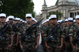 Đẳng cấp lính đánh thuê: Những lính lê dương dũng cảm nhất lịch sử