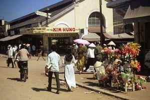 Đời thường ở Đà Nẵng năm 1966-1967 qua ảnh của Ron Holder