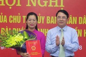 Quận Lê Chân, Dương Kinh và Đài PT&TH Hải Phòng, có nhân sự mới