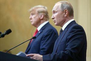 Gặp ông Trump, ông Putin đề xuất sáng kiến kiểm soát vũ khí