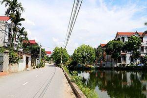 Văn Giang trước thềm nông thôn mới