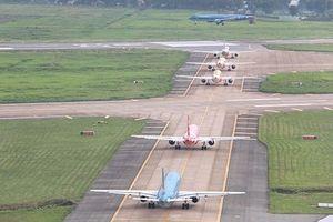 Hệ thống đường lăn sân bay Tân Sơn Nhất bất ngờ mất điện