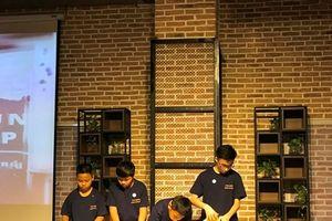 Ba học sinh Trường quốc tế Bắc Mỹ vào nhóm 21 Đại sứ STEM
