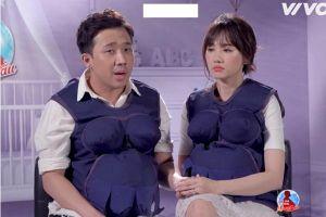 Trấn Thành động viên Hari Won: 'Không có con ruột, mình vẫn có thể nhận con nuôi'
