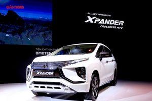 Xe đa dụng giá rẻ Mitsubishi Xpander ra mắt, giá từ 550 triệu