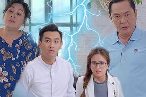 'Gạo nếp gạo tẻ' tập 42: Sui gia đại chiến khiến Minh và Nhân hai người hai ngả