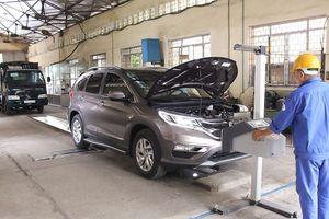 Cục Đăng kiểm đề xuất nâng tiêu chuẩn khí thải đối với ô tô
