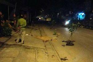 Công an điều tra vụ hai thanh niên thương vong cạnh xe máy ở Hà Nội