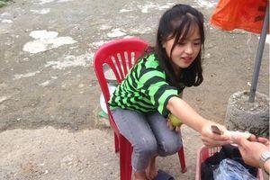 10X Hà Giang khóa Facebook vì nhiều người kết bạn sau khi nổi tiếng