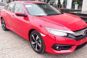 Sau Honda CR-V, đến lượt Civic tại Việt Nam bị tố gỉ sét